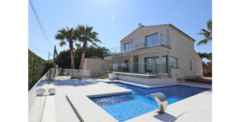 villa for sale cala pi1